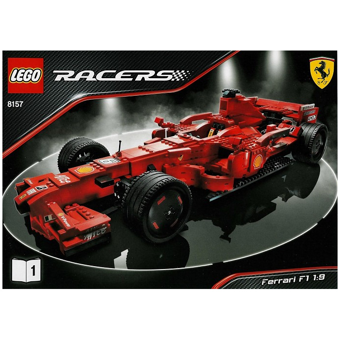 Lego Ferrari F1 1 9 Set 8157 Brick Owl Lego Marketplace