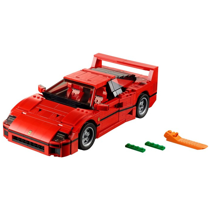 lego ferrari f40 set 10248 brick owl lego marketplace. Black Bedroom Furniture Sets. Home Design Ideas