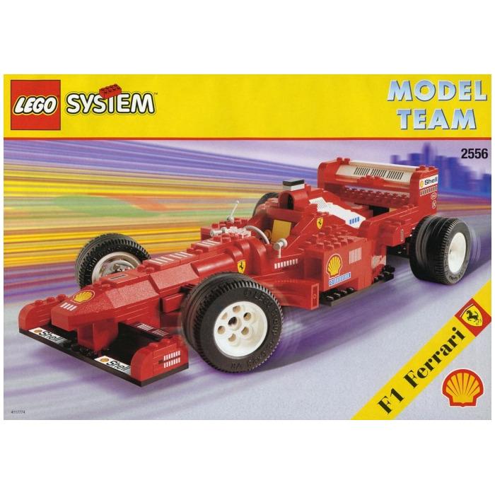 Lego Ferrari Formula 1 Racing Car Set 2556 Brick Owl Lego Marketplace