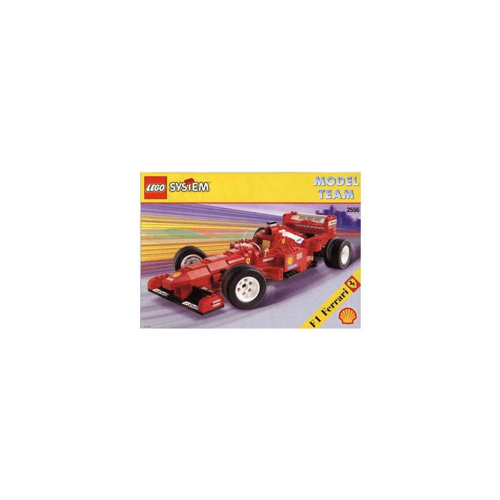 Lego Ferrari Formula 1 Racing Car Set 2556 Instructions Brick Owl Lego Marketplace