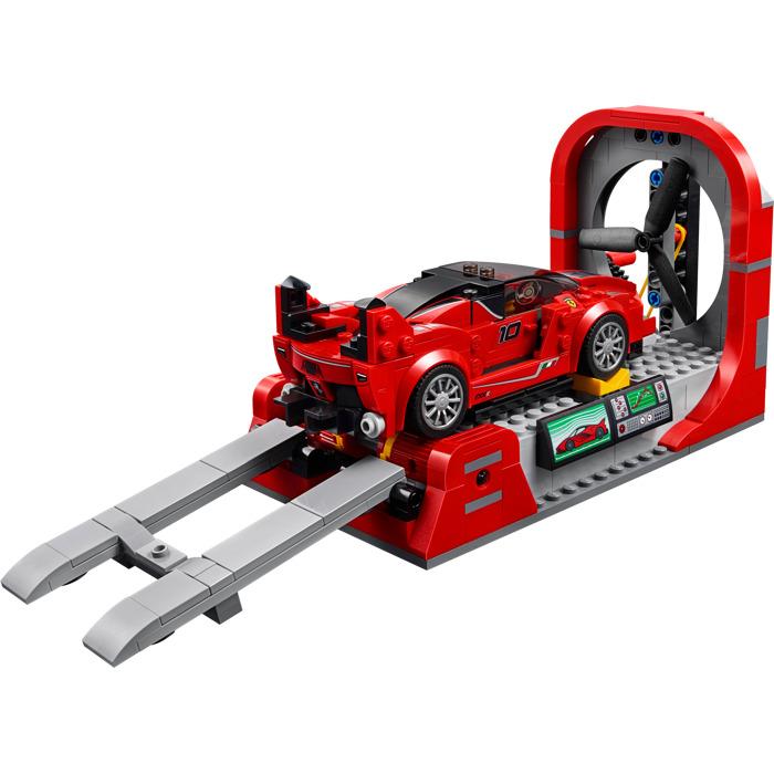 Lego Ferrari Fxx K Amp Development Center Set 75882 Brick
