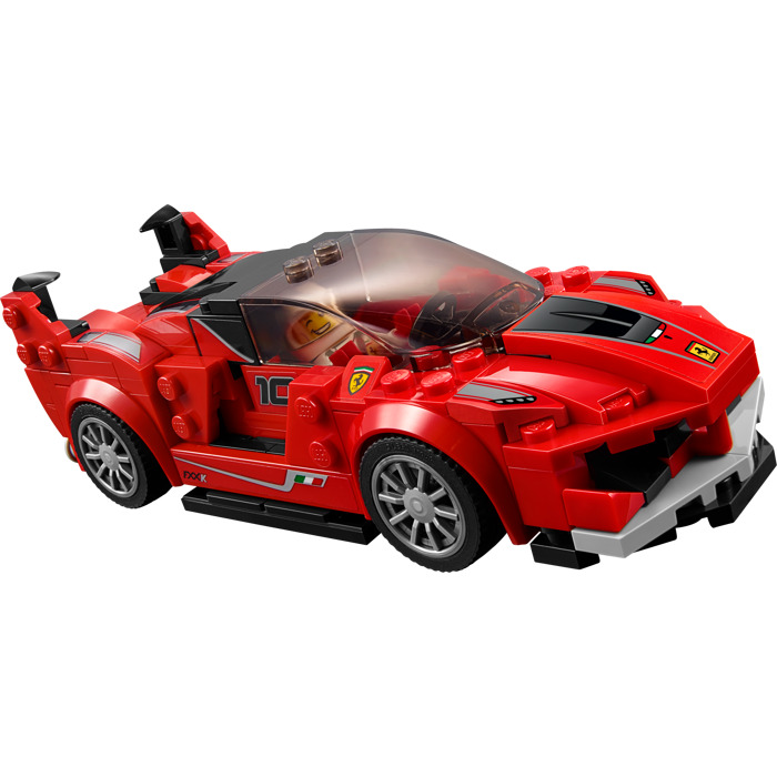 lego ferrari fxx k development center set 75882 brick owl lego marketplace. Black Bedroom Furniture Sets. Home Design Ideas