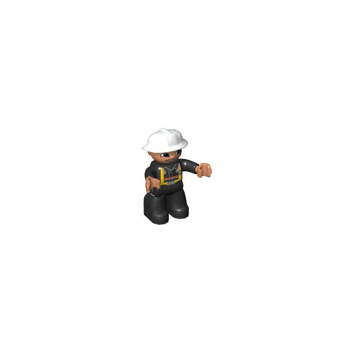 LEGO Figure - Fireman Fred Duplo Figure