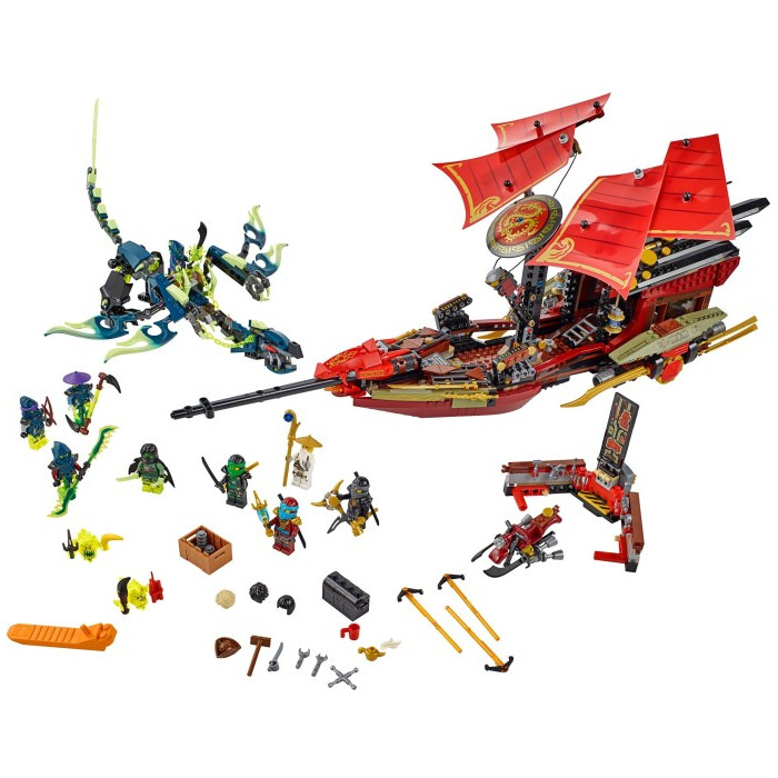 LEGO Final Flight of Destiny 39 s Bounty Set 70738 Brick