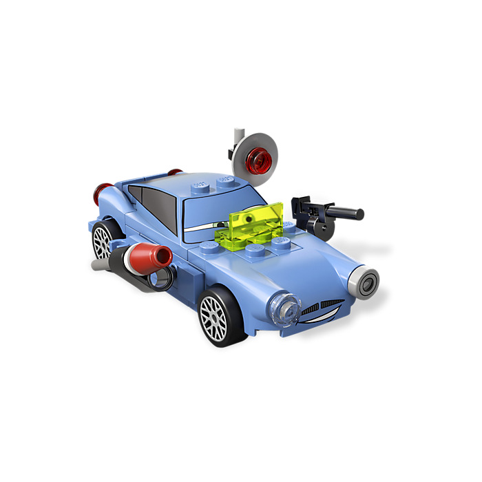 Cars 2 Spy Attack Finn Mcmissile: Brick Owl - LEGO Marketplace
