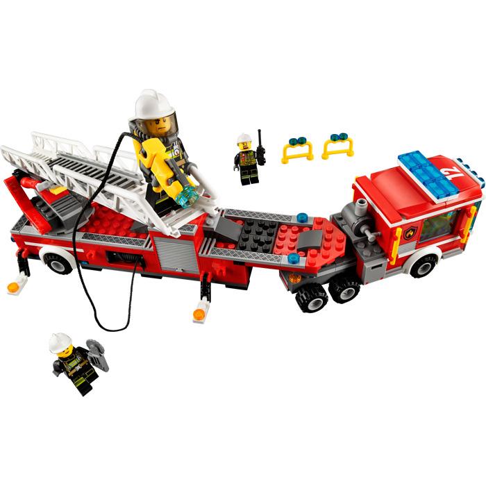 Lego Fire Engine Set 60112 Brick Owl Lego Marketplace
