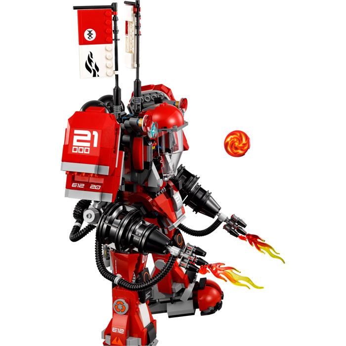 Lego Ninjago Instructions 70615