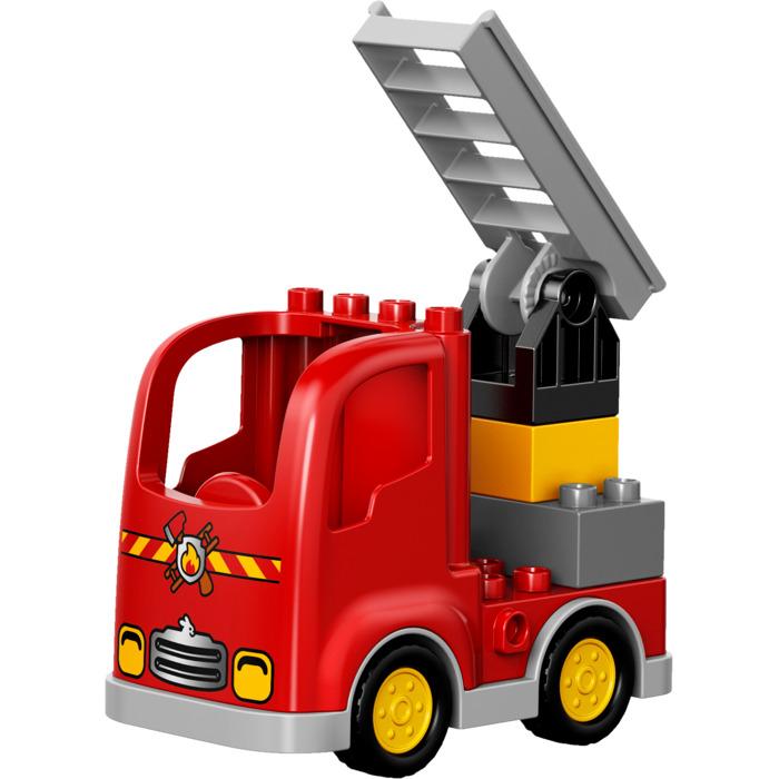 LEGO Fire Station Set 10593   Brick Owl - LEGO Marketplace