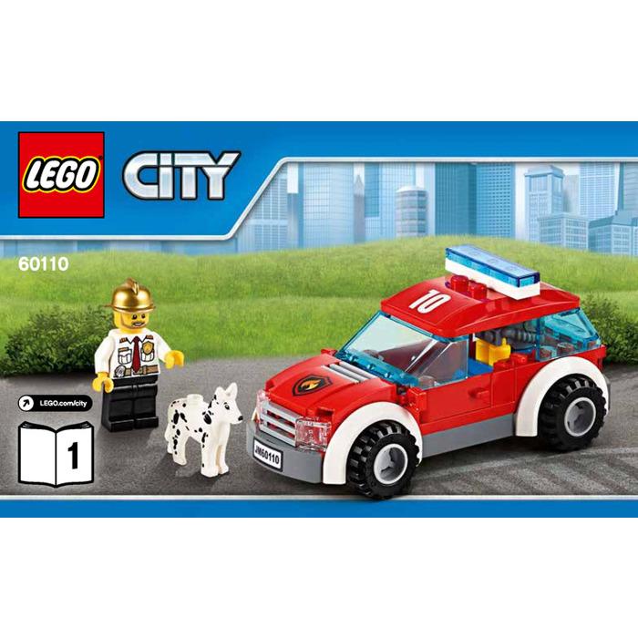 Lego Fire Station Set 60110 Instructions Brick Owl Lego Marketplace
