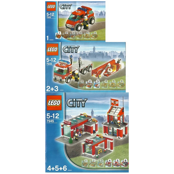 Lego City Fire Station Instructions Download Tewu Tempo Download