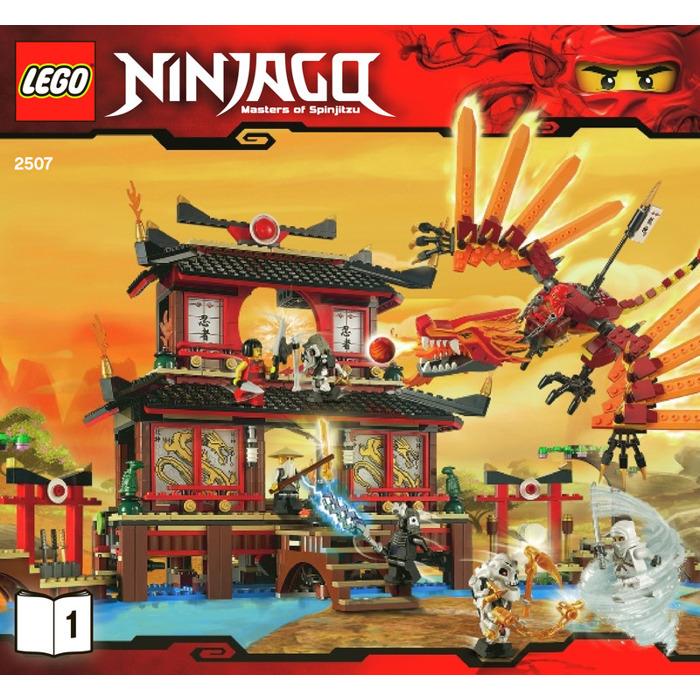 Lego Fire Temple Set 2507 Instructions Brick Owl Lego Marketplace