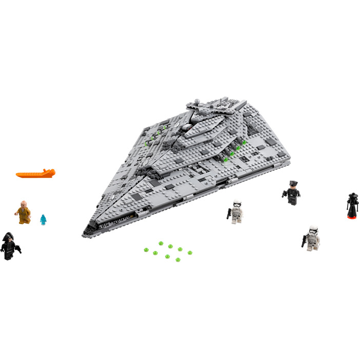 lego first order star destroyer instructions