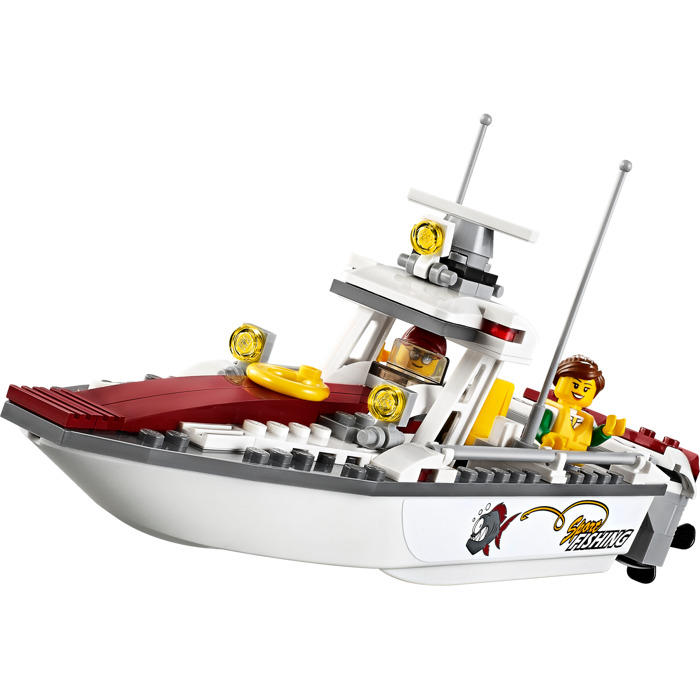 lego fishing boat set 60147 brick owl lego marketplace