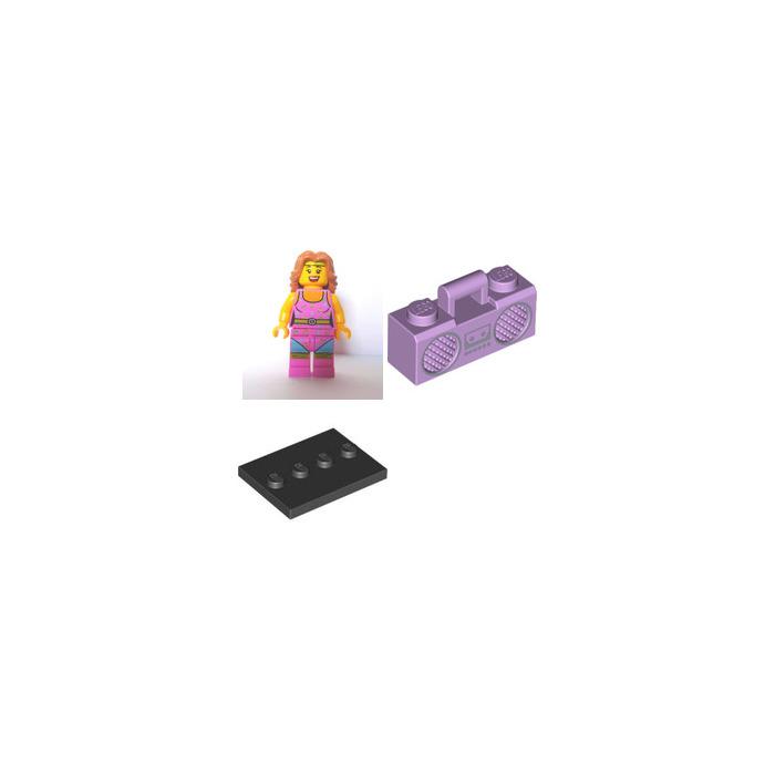 LEGO Fitness Instructor Set 8805-10