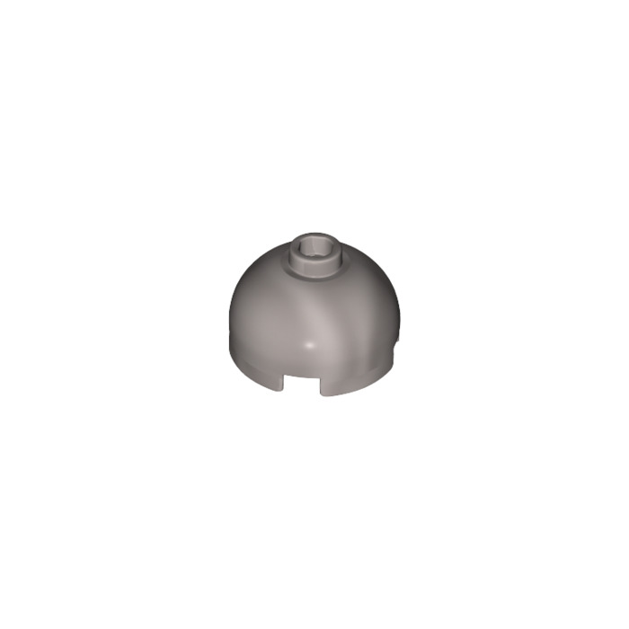 Lego 30367c ~ Brick Round 2 x 2 Dome Top Hollow Stud with Bottom Axle Holder
