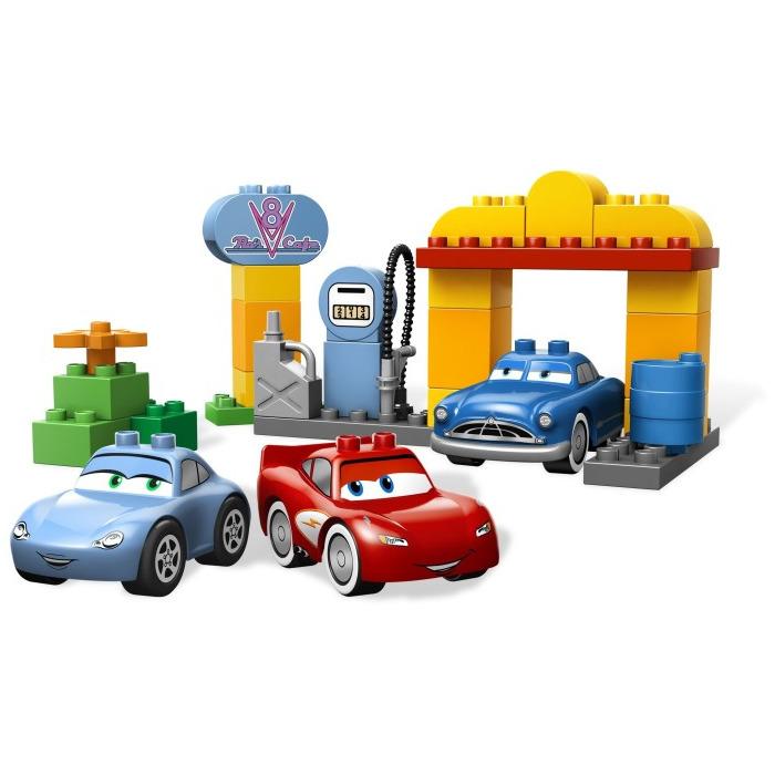 Lego Flo S V Cafe