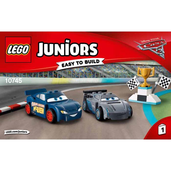LEGO Florida 500 Final Race Set 10745 Instructions | Brick Owl