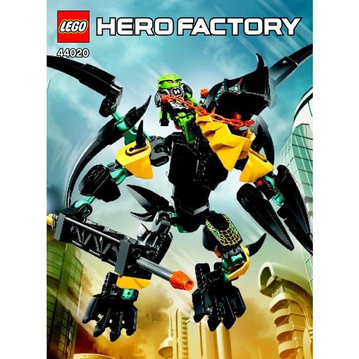 Lego Flyer Beast Vs Breez Set 44020 Instructions Brick Owl Lego