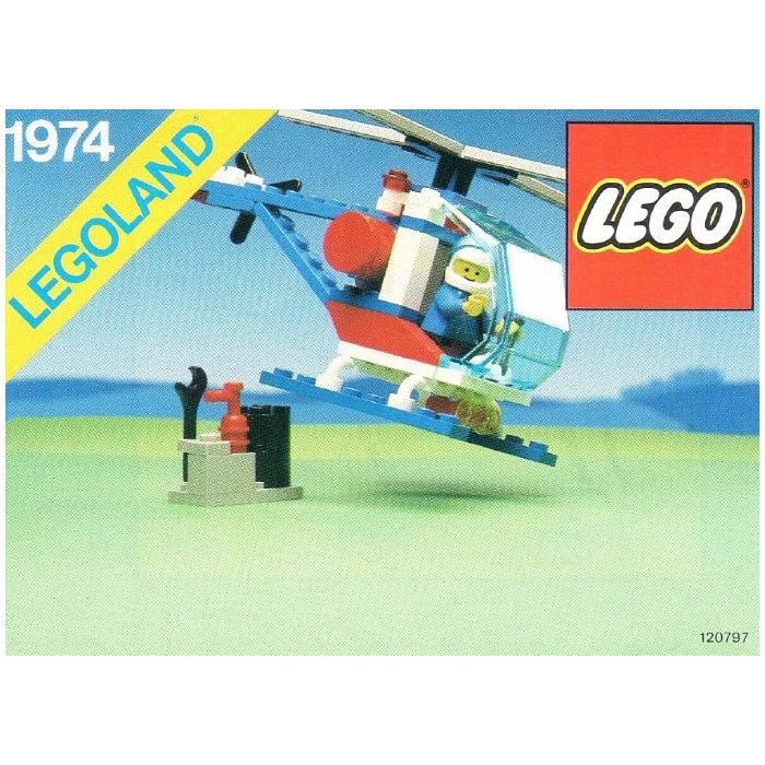 LEGO Flyercracker USA Set 1974-2 | Brick Owl - LEGO Marketplace
