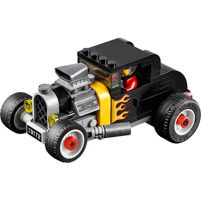lego ford f 150 raptor ford model a hot rod set 75875. Black Bedroom Furniture Sets. Home Design Ideas