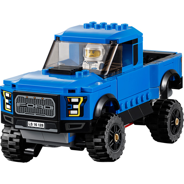 Lego ford f 150 raptor ford model a hot rod set 75875 brick lego ford f 150 raptor amp ford model a hot rod set voltagebd Gallery