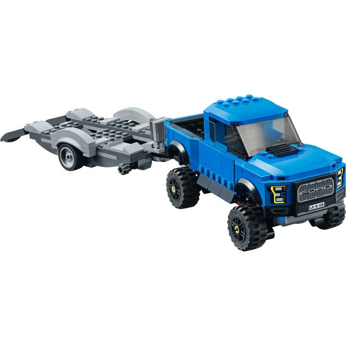 LEGO Ford F-150 Raptor & Ford Model A Hot Rod Set 75875 ...