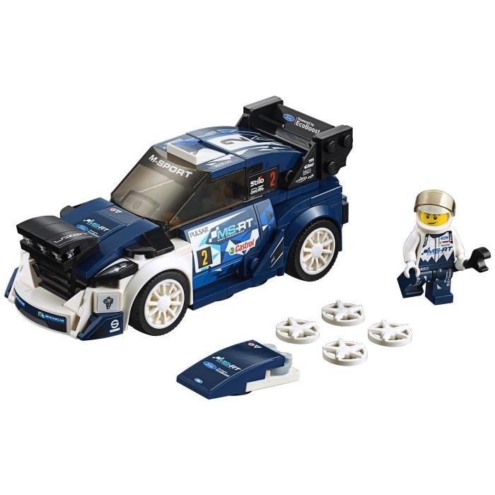 LEGO Ford Fiesta M-Sport WRC Set 75885 | Brick Owl - LEGO ...