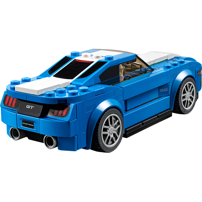 lego ford mustang gt set 75871 brick owl lego marketplace. Black Bedroom Furniture Sets. Home Design Ideas