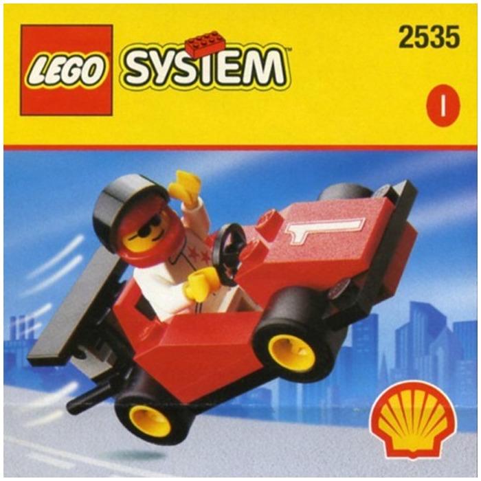 Lego Formula 1 Racing Car Set 2535 Brick Owl Lego Marketplace