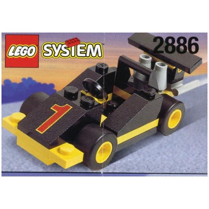 Lego Formula 1 Racing Car Set 2886 Brick Owl Lego Marketplace