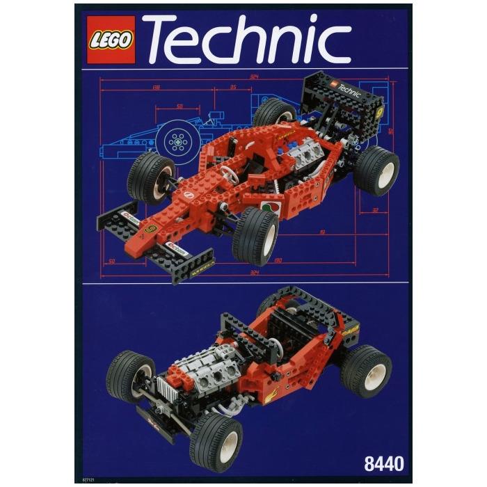lego formula flash 8440 brick owl lego march. Black Bedroom Furniture Sets. Home Design Ideas