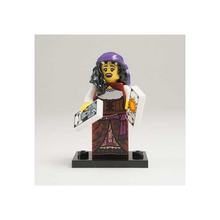 lego fortune teller set 71000 9 brick owl lego marketplace. Black Bedroom Furniture Sets. Home Design Ideas