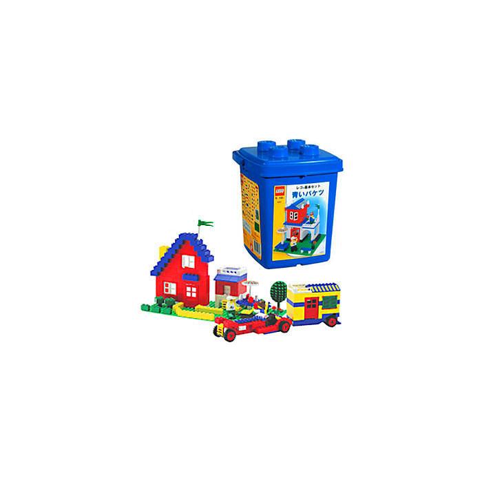 LEGO Foundation Set - Blue Bucket 7335 | Brick Owl - LEGO Marketplace