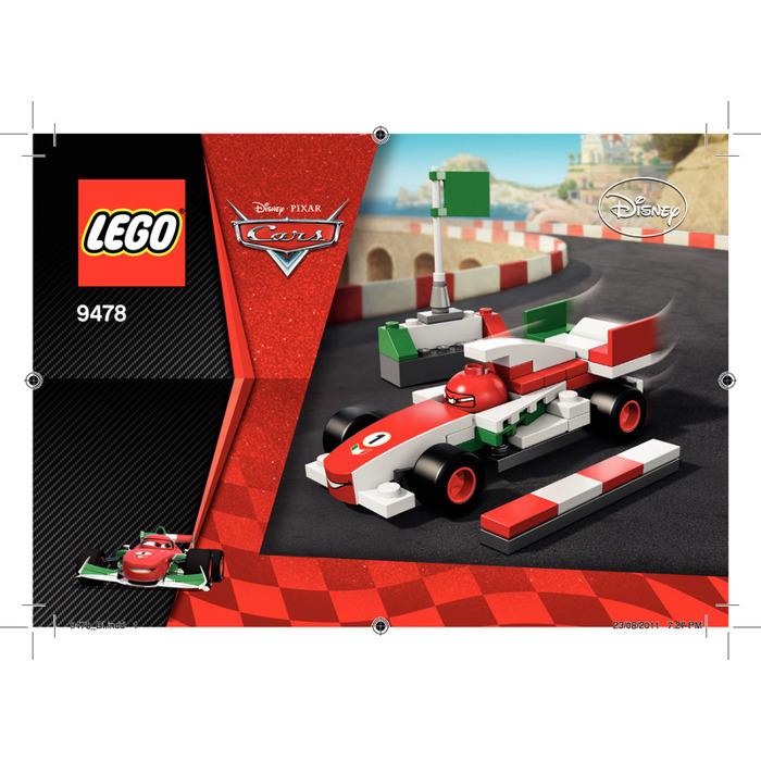 LEGO Cars Francesco Bernoulli 9478