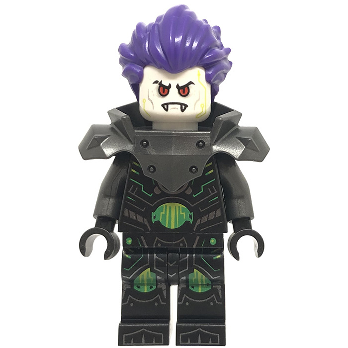 LEGO Fred Minifigure Inventory