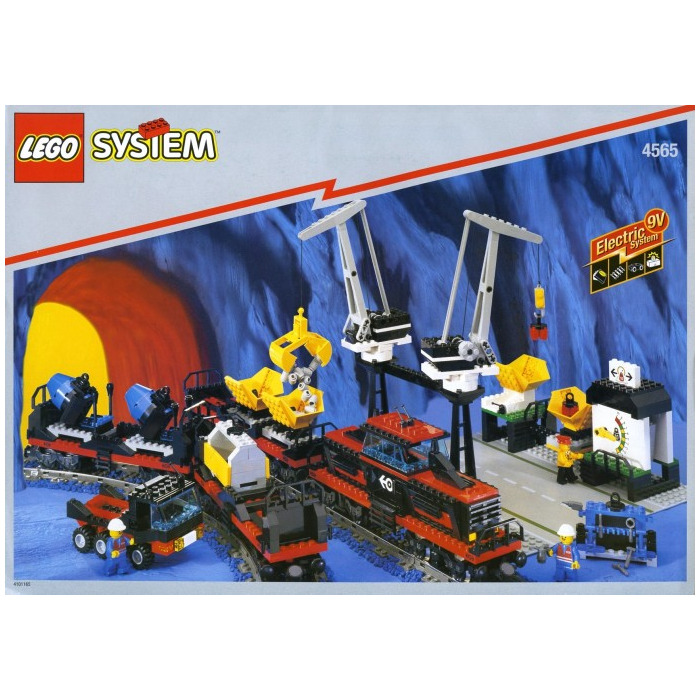 Lego Train Motor 9v 70358 Comes In Brick Owl Lego
