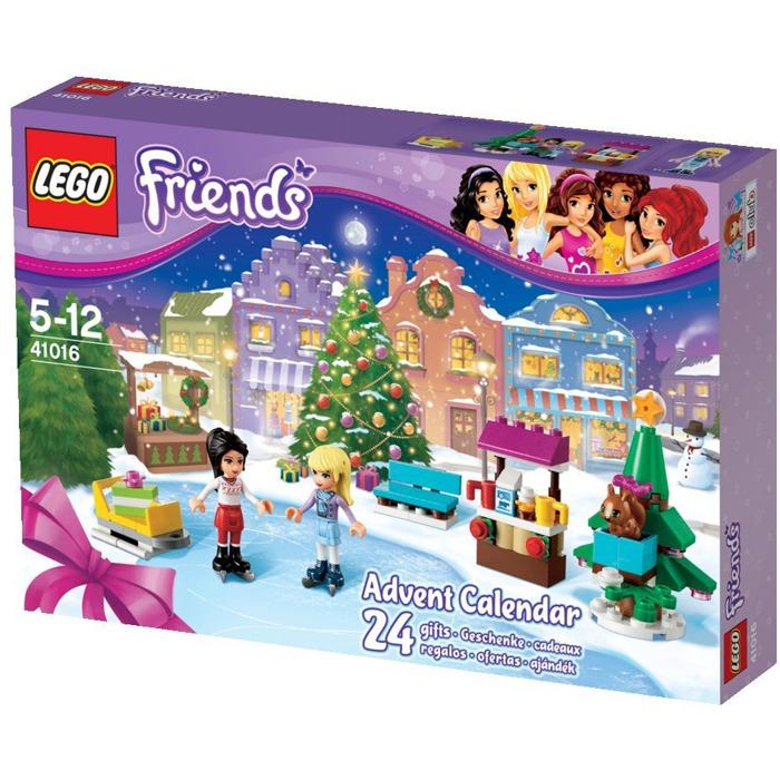 Lego friends advent calendar 2013 set 41016 brick owl for Piscina lego friends