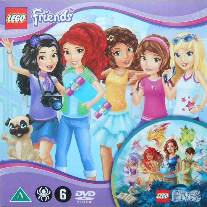 Rask LEGO Friends / Elves Promo Video DVD (6172857) | Brick Owl - LEGO XG-24