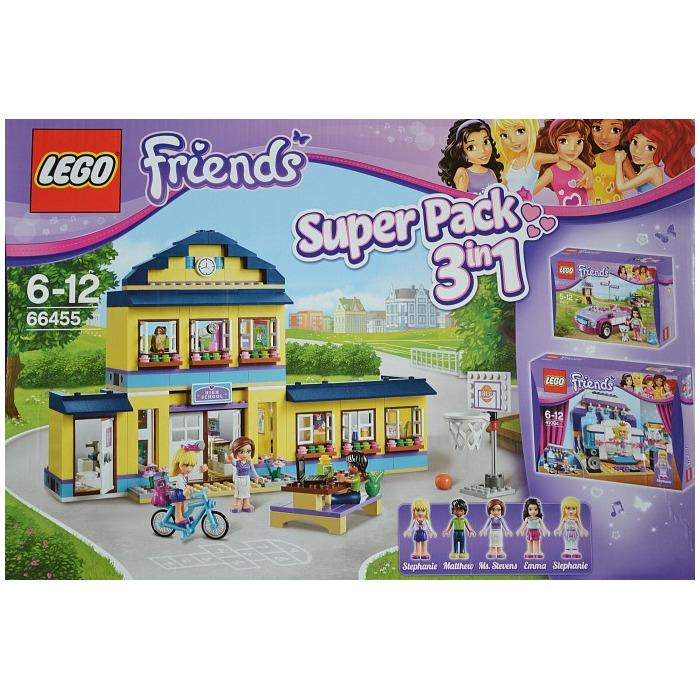 Lego friends value pack set 66455 brick owl lego marketplace - Ecole lego friends ...