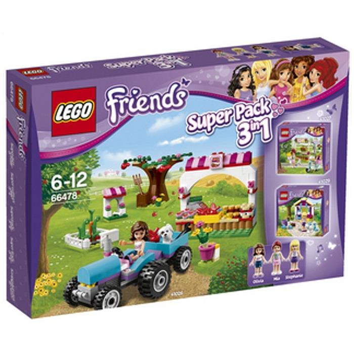 Lego Friends 2014 Sets LEGO Friends Value Pac...