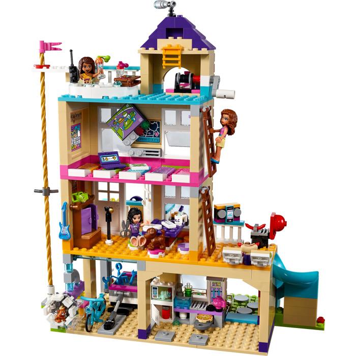 LEGO Friendship House Set 41340 | Brick Owl - LEGO Marketplace