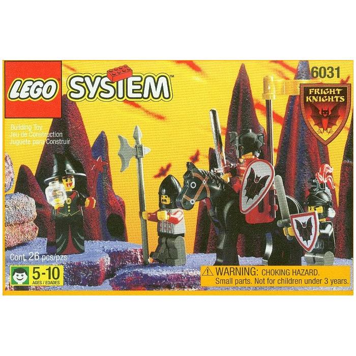 LEGO 6123 épée alt gris foncé ou nouvellement gris foncé Minifig accessoires sélection 58