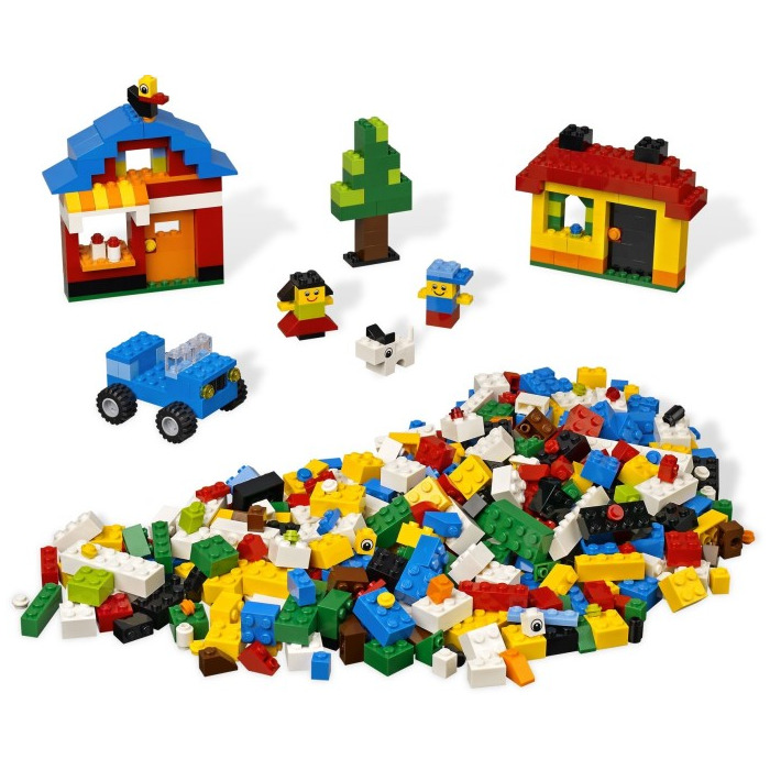 LEGO Fun With Bricks Set 4628 | Brick Owl - LEGO Marketplace
