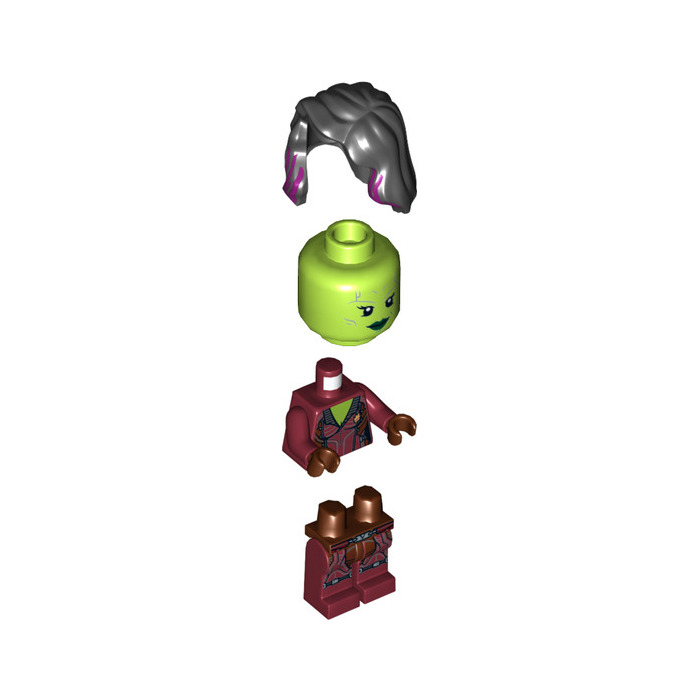 lego marvel gamora - photo #21
