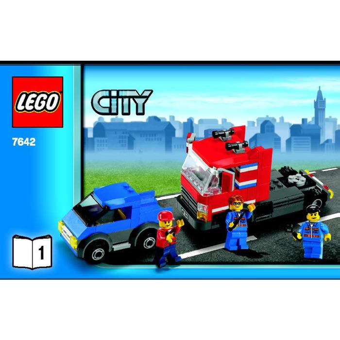 Lego Garage Set 7642 Instructions Brick Owl Lego Marketplace