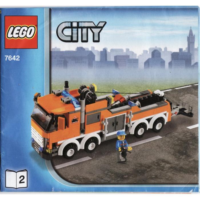 LEGO Garage Set 7642 Instructions | Brick Owl - LEGO Marketplace