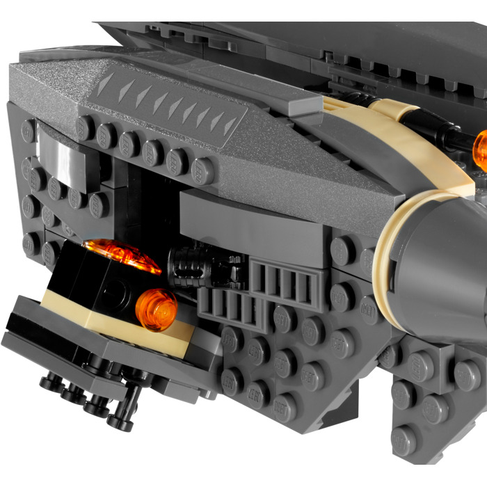 LEGO General Grievous Starfighter Set 8095  Brick Owl  LEGO