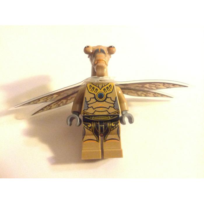 LEGO Geonosian Warrior with Wings Star Wars Minifigure | Brick Owl ...