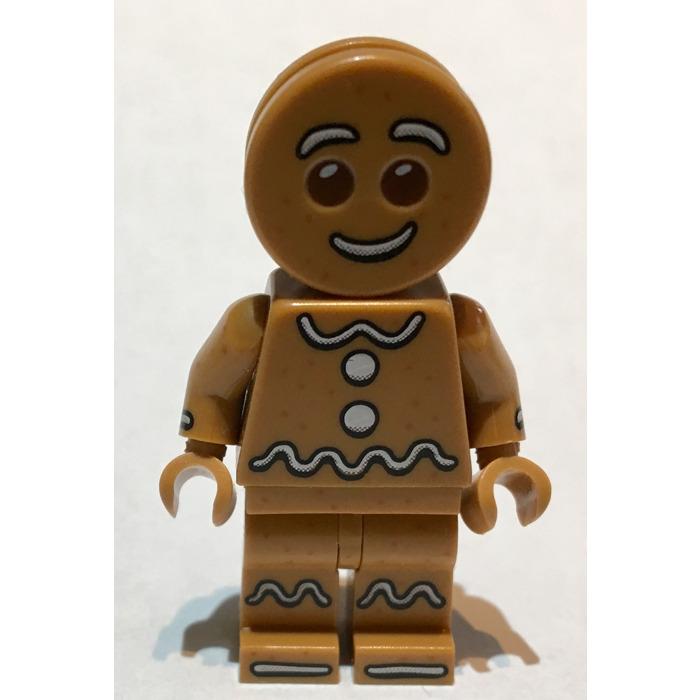 Gingerbread Man Mini Figure Toy