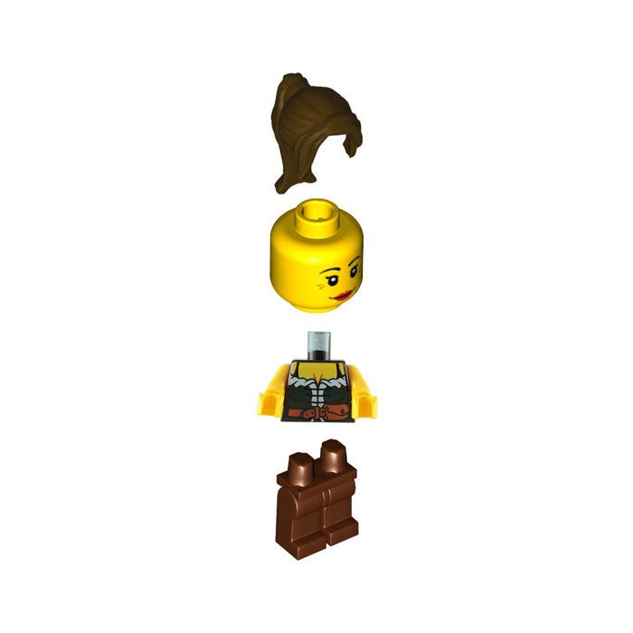 710c2bc7c299c LEGO Gold Prospector Minifigure